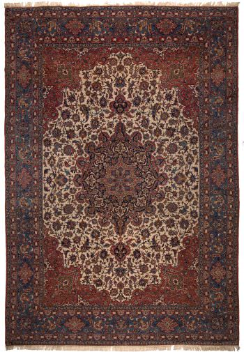 300888 Isfahan Fine Silk Based Size 460 X 322 Cm 350x505