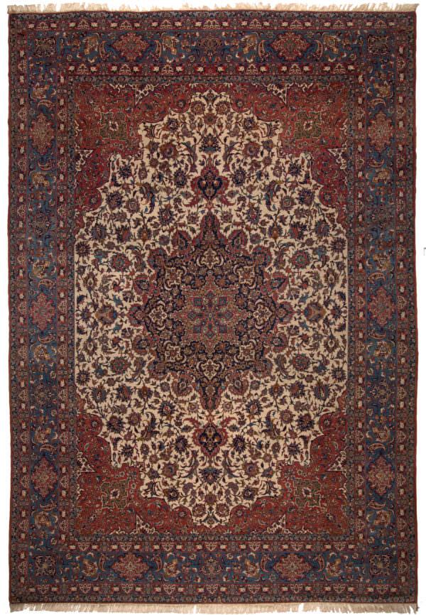 300888 Isfahan Fine Silk Based Size 460 X 322 Cm 600x866