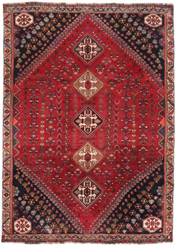349831 Kashghai Fine Size 277x200cm 600x835