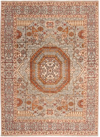 591793 Garous Mamluk Design 259 X 188 Scaled 350x481, Ramezani London Rugs