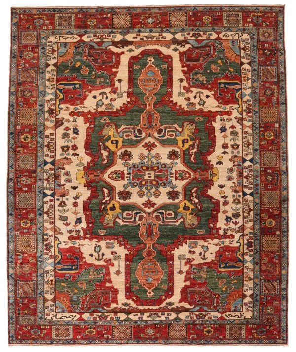 593001 Shirvan Design Size 302x239cm 1 600x713