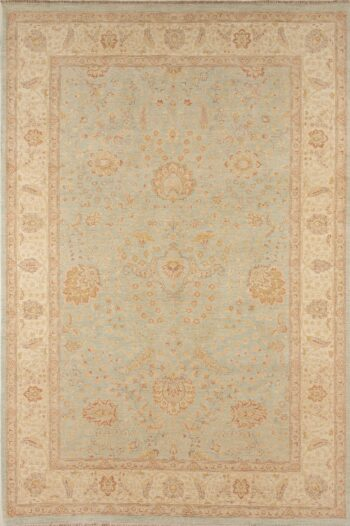 Garous Duckblue 350x526, Ramezani London Rugs