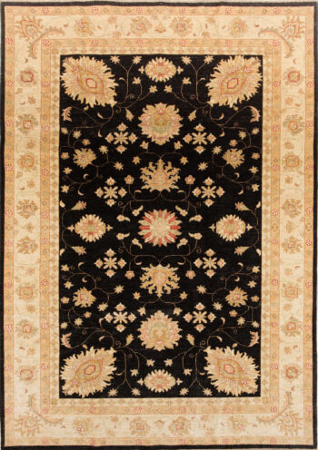 GarousBlack 350x496, Ramezani London Rugs
