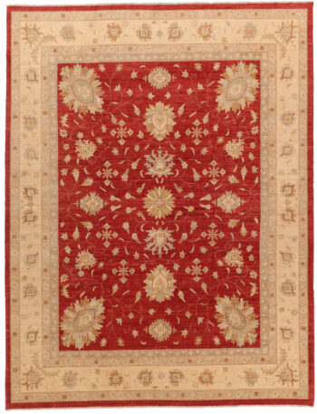 GarousRed 350x457, Ramezani London Rugs
