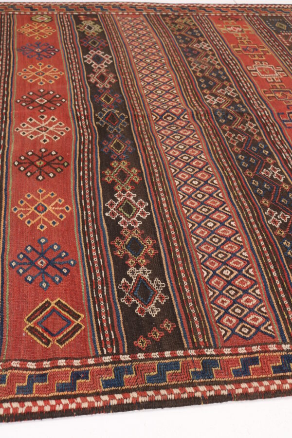 329597 Kurdi GHouchan Kilim Size 583 X 150 Cm 2 600x900