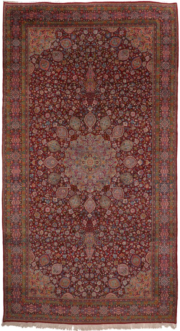 352114 Yazd Old Circa 1930 Perfect Condition Size 625x335cm 1 600x1099