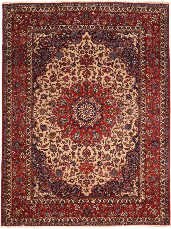361271 Isfahan Circa 1930 Good Condition Size 366x268 Cm 600x805