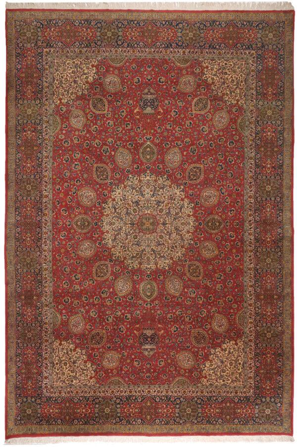 362324 Tabriz Fine Circa 1900 Size 465 X 320 Cm 2 600x903