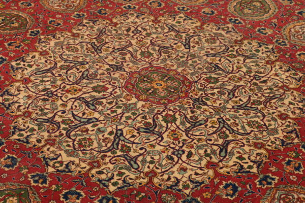 362324 Tabriz Fine Circa 1900 Size 465 X 320 Cm 7 600x400