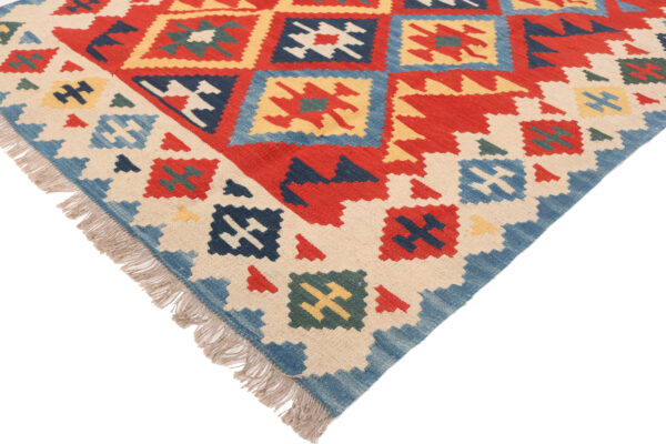 360750 Kashgai Kilim Size 203 X 149 Cm 3 600x400