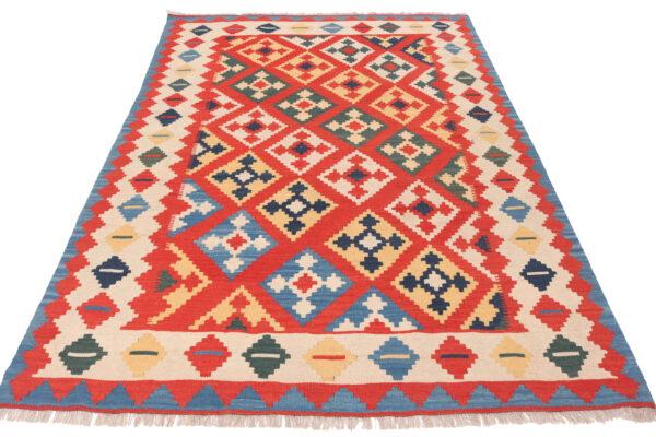360790 Kashgai Kilim Size 255 X 170 Cm 2 600x400