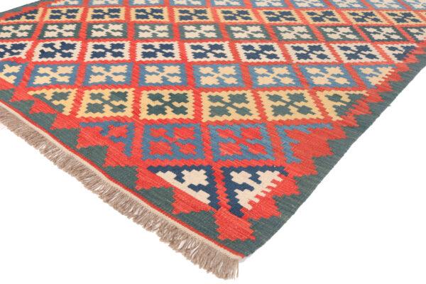 360834 Kashgai Kilim Size 251 X 168 Cm 9 600x400