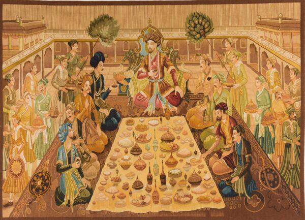 605548 Tapestry 207 X 152 600x433