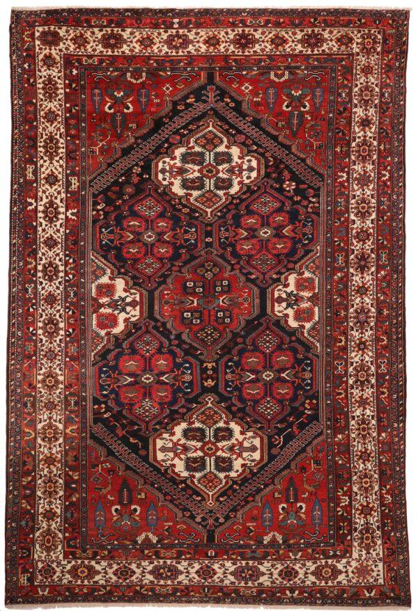 181264 Bebebaf Bakhtiar Circa 1910 Good Condition Size 517 X 345 Cm 1 600x878