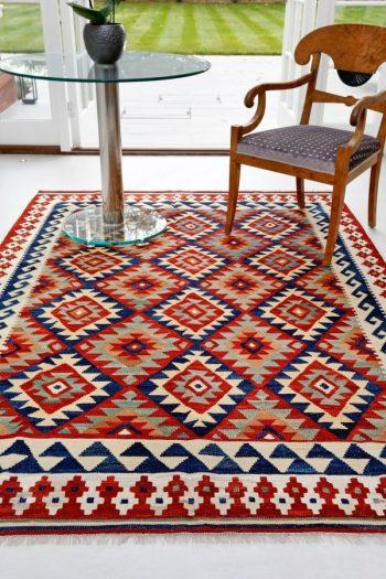 Kilim, Aubusson, Tapestry & Cushions