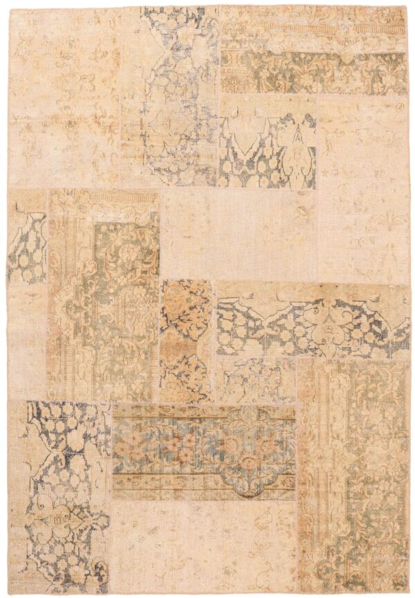 cheltekeh vintage rug