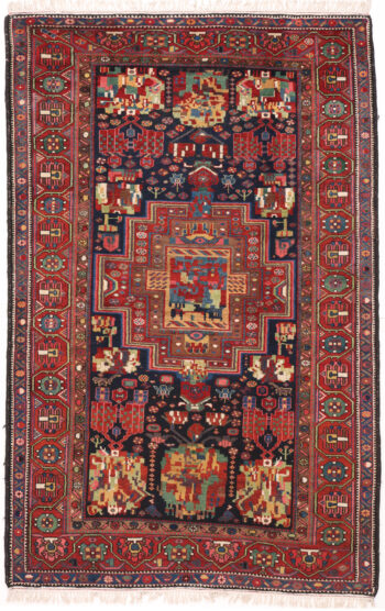 Persian Armanibaf Rug - 220 x 140cm