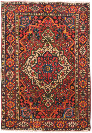 Persian Antique Bakthiar Rug - 210 x 147cm