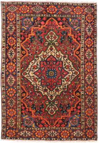 Persian Antique Bakthiar Rug - 210 x 147cm