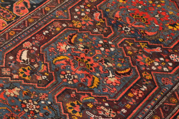 187206 Khamseh Kashgai Circa 1920 Size 190 X 142 Cm 3 600x400