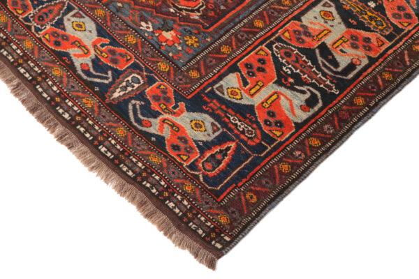 187206 Khamseh Kashgai Circa 1920 Size 190 X 142 Cm 4 600x400