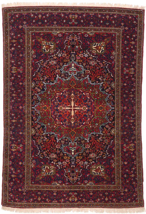 254 Isfahan Circa 1900 Perfect Condition Size 215 X 145 Cm 1 Copy 600x875