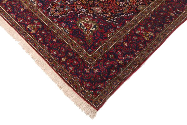 254 Isfahan Circa 1900 Perfect Condition Size 215 X 145 Cm 4 600x400