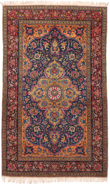 Isfahan Antique Rug 235 x 142cm