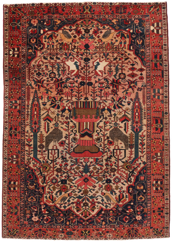 Persian Bakthiar Rug - 298 x 207cm