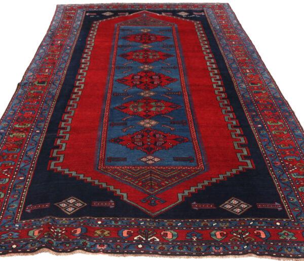 591794 Kazak Circa 1920 Size 330 X 197 Cm 2 600x515