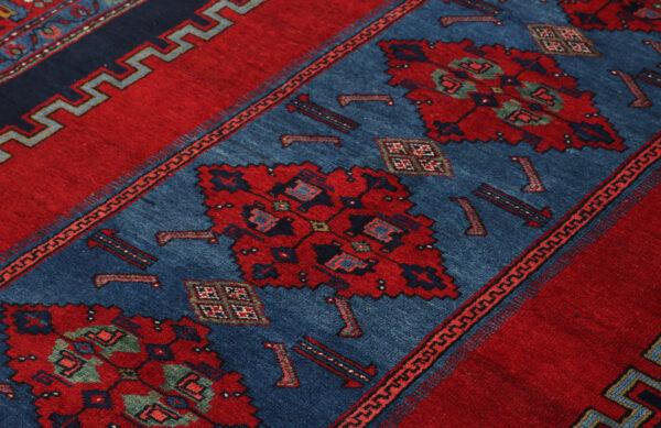 591794 Kazak Circa 1920 Size 330 X 197 Cm 3 600x389
