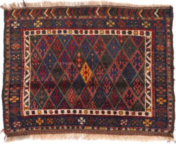 606522 Sanjabi Circa 1900 size 100 x 77 cm (1)
