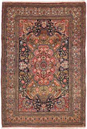 Persian Kermansha Rug - 208 x 140cm