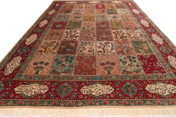 Tabriz Design Size 382 X 288 Cm 2 600x400