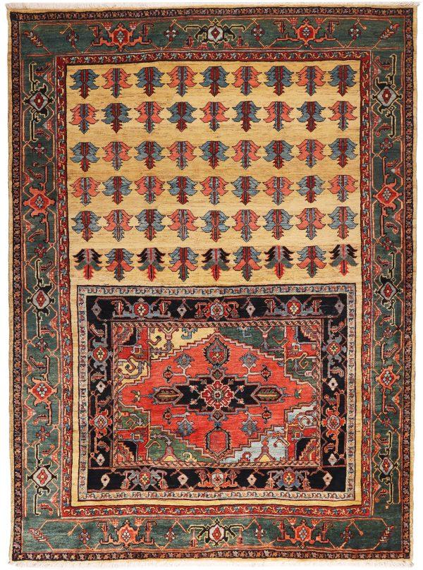 175169 Heriz Bakhshayesh Veg Dye New Size 343 X 254 Cm 1 600x808