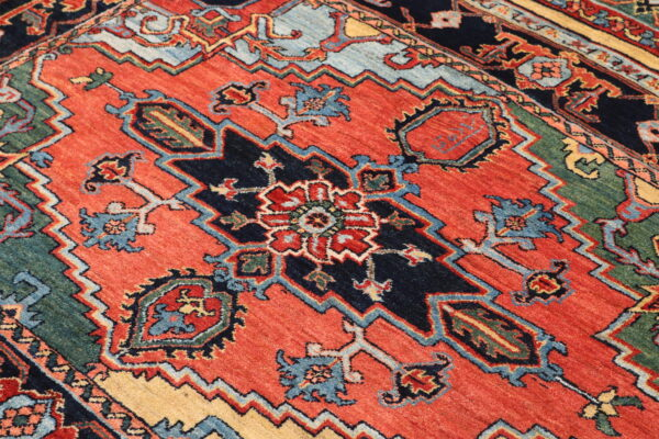 175169 Heriz Bakhshayesh Veg Dye New Size 343 X 254 Cm 3 600x400
