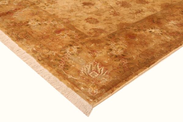 362166 Tabriz Vintage With Silk Hightlights Size 197 X 148 Cm 2 600x400