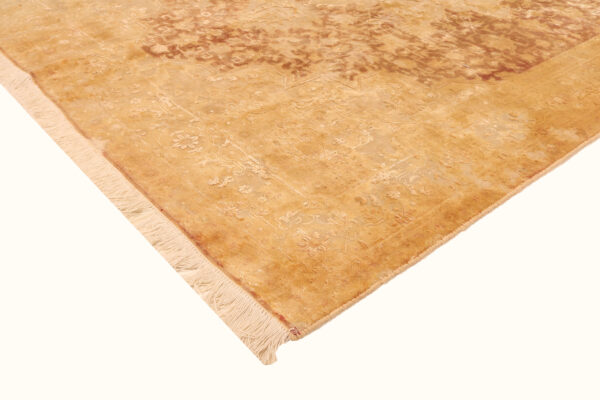 362168 Tabriz Vintage With Silk Highlights 199 X 148 Cm 2 600x400