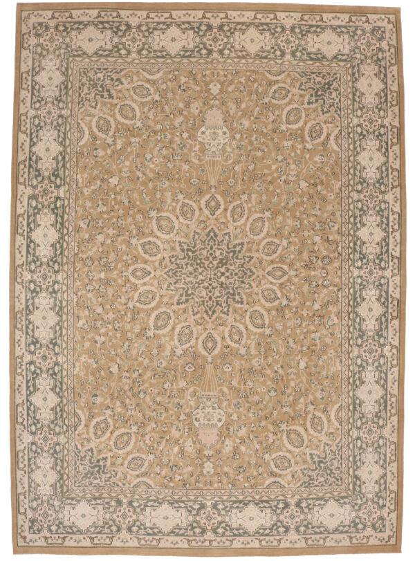 363371 Tabriz Vintage Look Size 348 X 252 Cm 1 600x811
