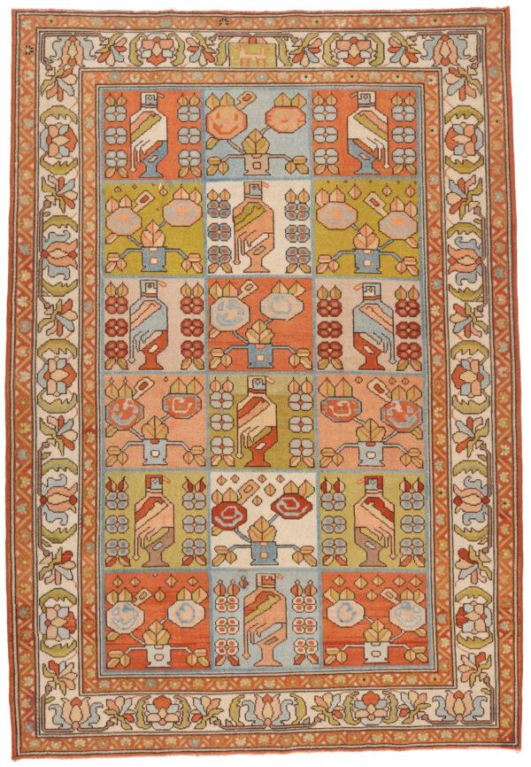 363375 Bakhtiar Vintage Size 223 X 155 Cm 1 Copy 600x866