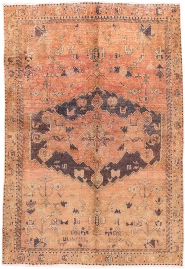 Vintage design rug - 225 x 152 cm