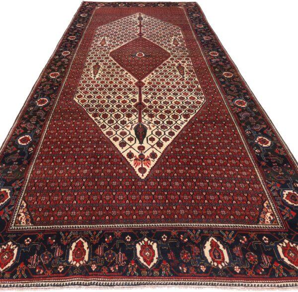 314938 Malayer Circa 1910 Perfect Condition Size 555 X 225cm 2 600x588