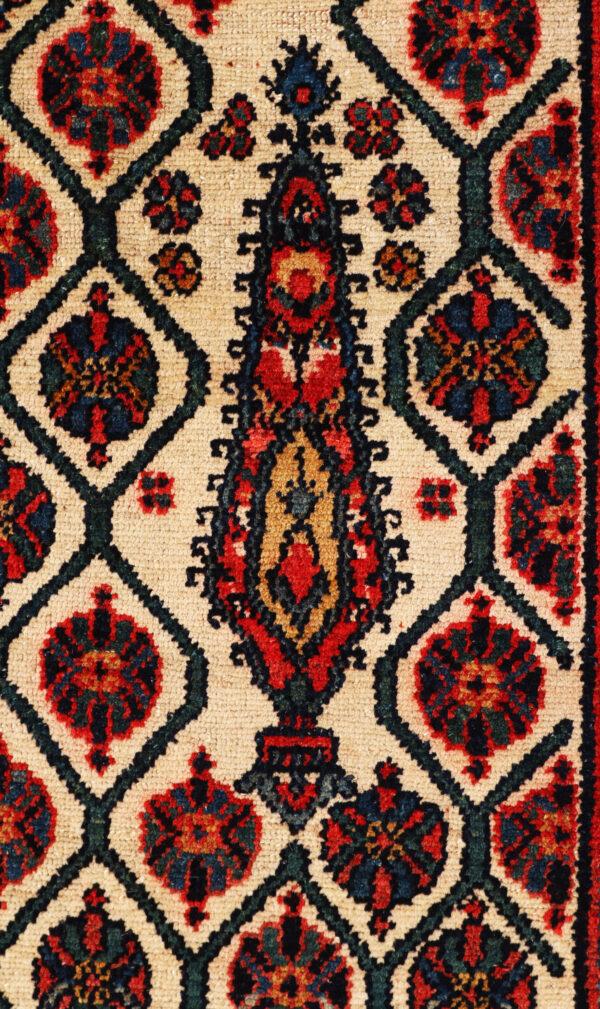 314938 Malayer Circa 1910 Perfect Condition Size 555 X 225cm 7 600x1009