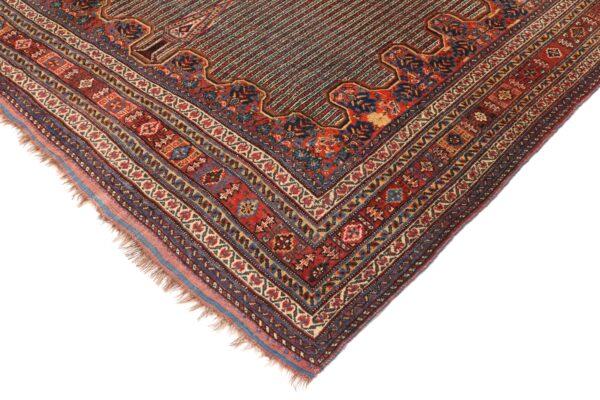 330194 Kashghai Circa 1910 Perfect Condition Size 578 X 210 Cm 3 600x400