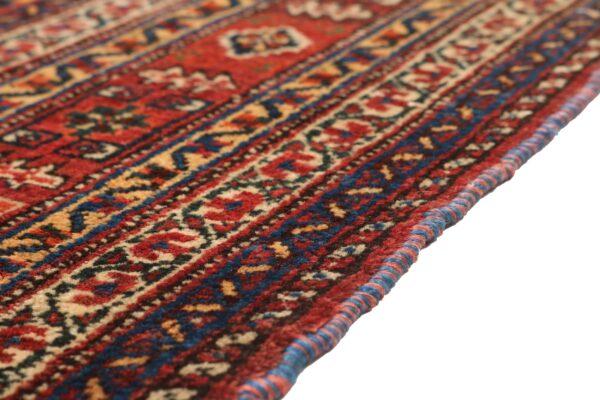 330194 Kashghai Circa 1910 Perfect Condition Size 578 X 210 Cm 4 600x400