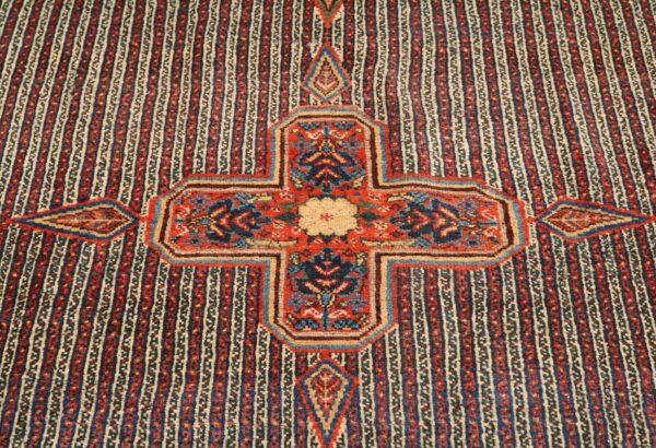 330194 Kashghai Circa 1910 Perfect Condition Size 578 X 210 Cm 5 600x410