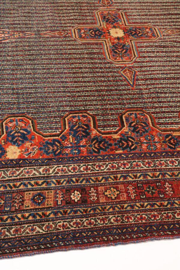 330194 Kashghai Circa 1910 Perfect Condition Size 578 X 210 Cm 7 600x900