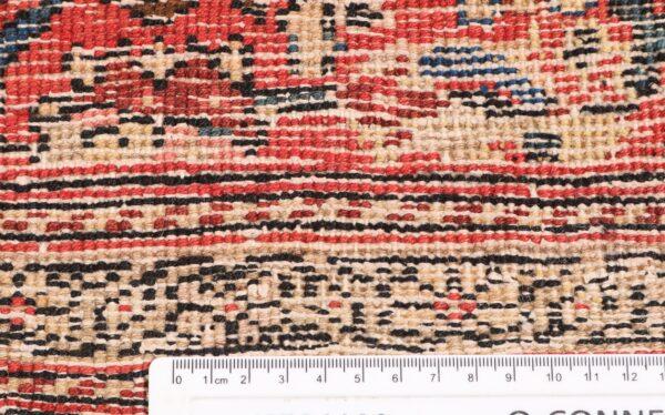 330403 Bidjar Circa 1920 Very Good Condition Size 557x202cm 14 600x374