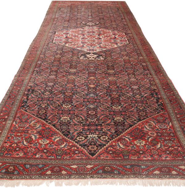 330403 Bidjar Circa 1920 Very Good Condition Size 557x202cm 7 600x611