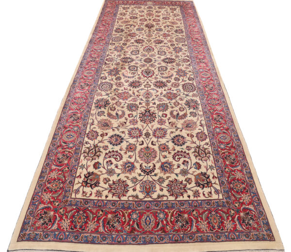 332326 Fine Mashad Size 412 X 175 Cm 2 600x520